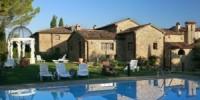 Vacanza benessere in Umbria a Città di Castello (Perugia) presso l' Antico Borgo di Celle