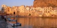 Vacanze a Cefalù (Palermo-Sicilia): spiagge e monumenti di Cefalù. Itinerario di Viaggio