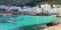 Vacanza al mare a Favignana (isole Egadi-Sicilia): Albergo Egadi di Favignana