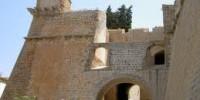 Cosa vedere a Ibiza: necropoli e villaggio fenicio, area protetta di Ses Salinas