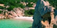 Vacanze Sardegna San Teodoro: spiaggia della Cinta, Cala d' Ambra, Hotel l' Esagono