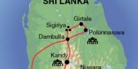 Itinerario di viaggio SriLanka: Colombo, Kandy, Dambulla, Polonnaruwa, Sigiriya, Anuradhapura