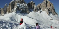 Vacanze neve Campitello di Fassa (Dolomiti-Trentino Alto Adige): Ski Area Col Rodella
