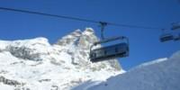 Vacanze neve Cervinia (Valle d' Aosta): piste da sci e hotel a Cervinia