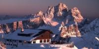 Dolomiti: vacanze al Rifugio Lagazuoi (Cortina d' Ampezzo-Belluno)