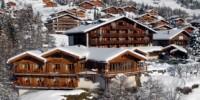 Svizzera: vacanze invernali a Verbier allo Chalet d' Adrien con piscina panoramica
