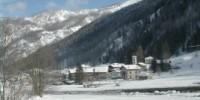 Sciare in Piemonte a Prali (Torino): autentico borgo di montagna. Hotel a Prali