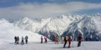 Austria: settimana bianca a Solden dove si può sciare fino a stagione inoltrata