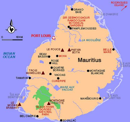 Vacanze isola Mauritius da maggio a novembre: spiagge, itinerario di viaggio e hotel - Io Viaggi ...