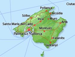 Itinerario viaggio maiorca baleari spagna s ller dei for Palma de maiorca dove soggiornare