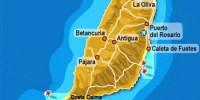 Vacanze Fuerteventura (Canarie-Spagna): le spiagge più belle nel sud dell' isola