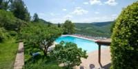 Umbria: vacanze benessere alla Fattoria di Vibio (Perugia). Sport, escursioni, centro benessere Spa