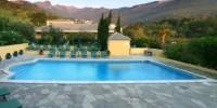 Vacanze in Corsica ad Erbalunga: hotel Castel Brando per il soggiorno in Corsica