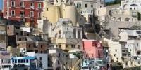Mare-Vacanze all' isola di Procida (Napoli-Campania): hotel La Casa sul Mare