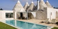 Puglia-Cavallerizza: vacanze benessere ai trulli delle Dimore di Edward