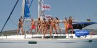 Crociera: vacanze sul Mediterraneo, Adriatico, Egeo e Tirreno. Crociere itineranti di Horca Myseria