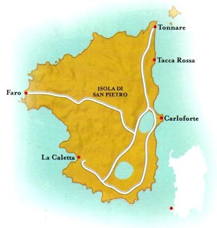 Hotel Isola Di San Pietro