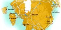 Tour Sardegna: Pula, Chia, Porto Pino, isola Sant' Antioco, Calasetta, Carloforte, San Pietro