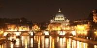 Roma: aperitivo al Chiosco di Ponte Milvio. Locali e ristoranti a Roma
