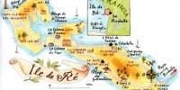 Francia-Ile de Ré: viaggio di 5-7 giorni sull' isola francese