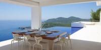 Spagna-Casa Vacanza Ibiza: affitto settimanale Villa Can Blanc a Ibiza