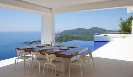 spagna casa vacanza ibiza affitto settimanale villa can