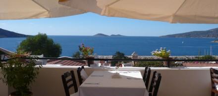 Riviera turca vacanze a kalkan affitto settimanale villa for Piani di casa rambler con seminterrato sciopero