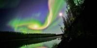 Canada-Viaggio nello Yukon per vedere l' aurora boreale. Da ottobre a novembre