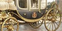 Reggia di Venaria (Torino): mostra Carrozze Regali fino al 2 Febbraio 2014