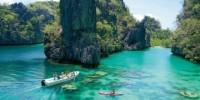 Asia-Filippine: vacanze all' isola di Palawan da dicembre a febbraio