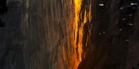 Febbraio-Viaggio in California nello Yosemite National Park: vedere la cascata di fuoco