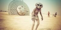 Burning Man Festival 2014-Deserto del Nevada (Stati Uniti): 25 Agosto-1 Settembre