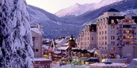 Canada-Vacanze a Whistler: piste da sci d' inverno, bike park d' estate