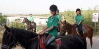 Puglia-Bari: agriturismo con animali Masseria Ruotolo. Equitazione e visite speleologiche