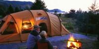Canada-Québec: vacanze in campeggio nel Parc National des Grands Jardins
