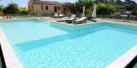 Vacanze Sicilia-Enna: agriturismo con piscina Villa Trigona. Vicino Villa Romana del Casale