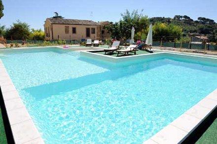 Vacanze sicilia enna agriturismo con piscina villa - Villa con piscina sicilia ...