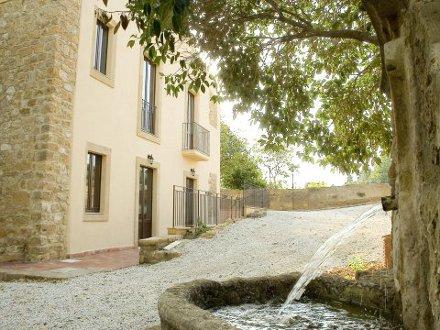 Vacanze sicilia enna agriturismo con piscina villa trigona vicino villa romana del casale io - Agriturismo villa bagno ...