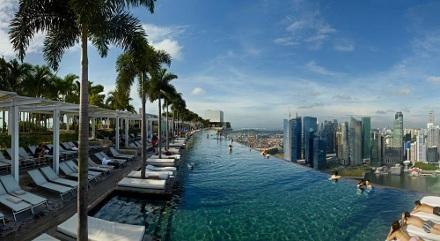 Viaggio a singapore da febbraio a settembre i mesi for Piscina singapore