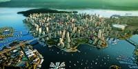 Canada-Vancouver: d' inverno piste da sci, d' estate canoa, nautica e kayak