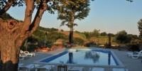 Ancona-Riviera del Conero: agriturismo con piscina vicino al mare Poggio agli Ulivi