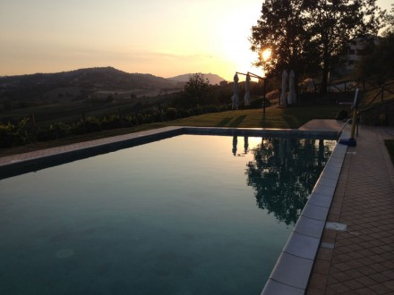 Rimini vacanze in agriturismo con piscina vicino al mare - Agriturismo con piscina emilia romagna ...