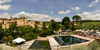 Week end benessere in Toscana a Castel Monastero (Siena): cure mirate dimagranti