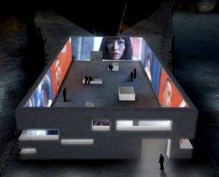 Enel Contemporanea 2009 sull Isola Tiberina di Roma in mostra l opera di Doug Aitken fino al 23 Novembre
