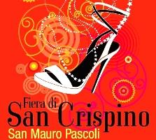 Fiera di San Crispino 2009 a San Mauro Pascoli Forlì-Cesena programma eventi al 17 al 25 Ottobre 2009