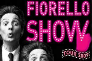 Fiorello Show Tour 2009 date spettacoli Novembre-Dicembre a Pesaro, Mantova, Milano, Bologna, Torino