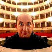 Spettacolo Antonio Albanese Personaggi spettacoli Antonio Albanese Gennaio-Febbraio 2010