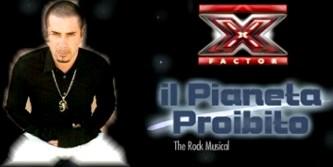 Eventi 2010 Musical di X-Factor. Spettacolo Il Pianeta Proibito con Lorella Cuccarini e i cantanti di X-Factor
