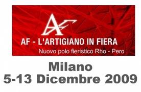 L Artigiano in Fiera a Milano dal 5 al 13 Dicembre 2009 la fiera dell artigianato di Milano. Shopping di Natale
