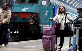 Sciopero ferrovie Trenitalia Gennaio 2010 annunciato lo sciopero di Trenitalia per il 26-27 Gennaio 2010